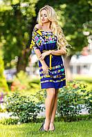 Платье-туника женское летнее + большие размеры