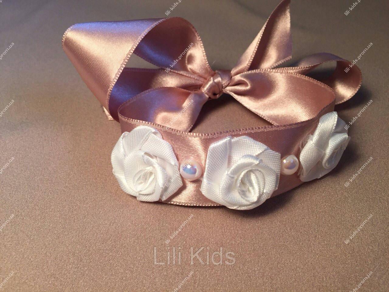 Обручи - повязки  для девочек - Lili Kids в Одессе