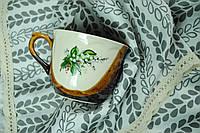 Чашка с ландышами