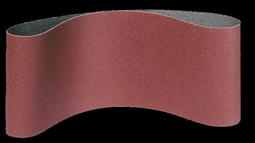 Шліфувальна нескінченна стрічка Klingspor LS 307 X, 75х457 мм