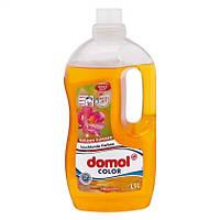 """Domol Color Flüssigwaschmittel """"Golden Summer"""" 20 WL - Гель для стирки цветных вещей, 20 стирок, 1,5 л"""
