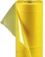 120мкн Пленка желтая СТАБИЛИЗИРОВАННАЯ (6м*50м)