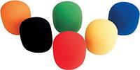 Ветрозащита для микрофона разных цветов, фото 1