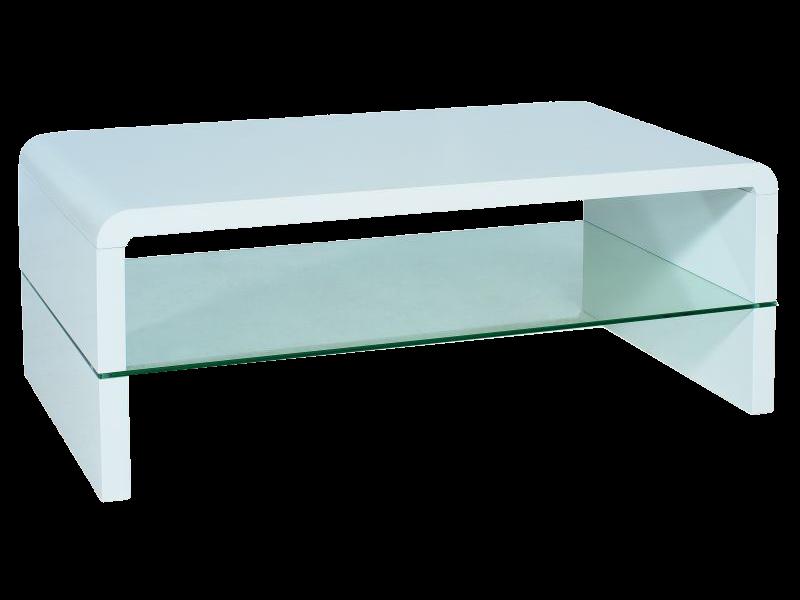 Журнальный столик Signal Rica белый