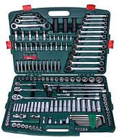 """Профессиональный набор инструмента 163 предмета 1/4"""", 3/8"""",1/2"""" (ТК-163)"""