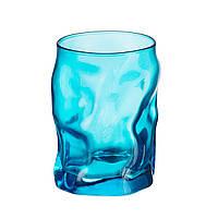 Стакан для воды Azzurro 300 мл Bormioli Sorgente 340420M02321588