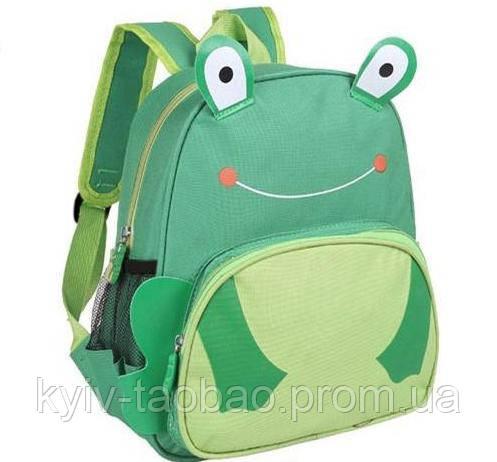 Детский рюкзак Skip Hop Zoo Pack реплика лягушка Skip Hop