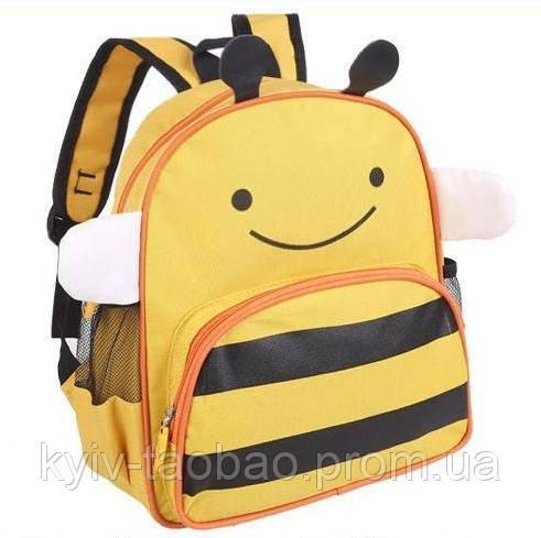 Детский рюкзак Skip Hop Zoo Pack реплика пчелка Skip Hop