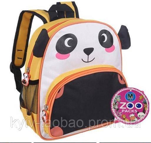 Детский рюкзак Skip Hop Zoo Pack реплика панда Skip Hop