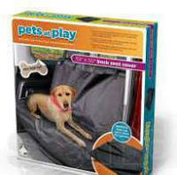 Чехол на кресло автомобиля для перевозки животных Pest at play