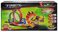 Трек с горками Track Racing 8002