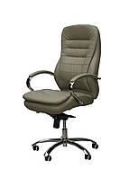 Кресло компьютерное директорское MURANO серый, фото 1