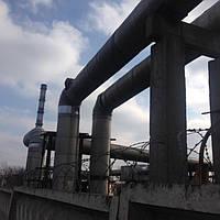 Изготовление и монтаж промышленных паропроводов в резервуарных парках и на нефтебазах  Назначение паропроводов