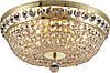 Потолочная люстра Altalusse INL-1119C-06 Gold
