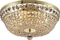 Потолочная люстра Altalusse INL-1119C-06 Gold, фото 1