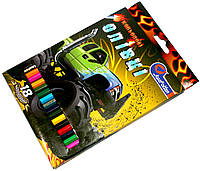 "Карандаши цветные JOSEF OTTEN 18 цветов ""Auto New"", фото 1"