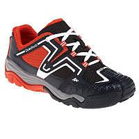 Кроссовки Quechua Crossrock красный детские шнурки