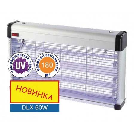 Мухоловка электрическая DLX 60W, фото 2