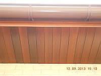 Имитация бруса из Сибирской лиственницы сорт ЭКСТРА, фото 1