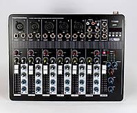 Аудио микшер Mixer BT-7000 , фото 3