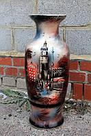 """Вдохновляющая ваза """"Белла"""" с художественным орнаментом """"Лондон"""""""