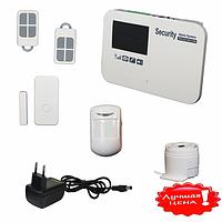 GSM беспроводная сигнализация Х1