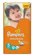 Подгузники Pampers Sleep & Play Junior (11-18 кг) 58 шт