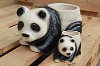 "Кашпо "" Панда"" большая.."