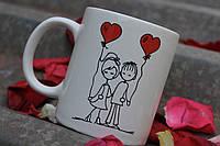 """Чашка офисная"""" Это Любовь"""""""