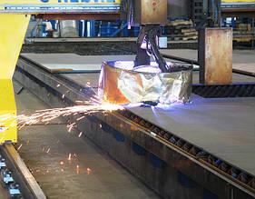 Три способа механической резки стальных листов