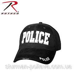 "Бейсболка поліцейського ""Police"" ROTHCO США"