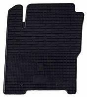Резиновый водительский коврик для Chery A13 2008- (STINGRAY)