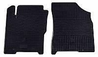 Резиновые передние коврики для Chery A13 2008- (STINGRAY)