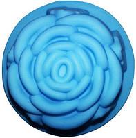🔥✅ Форма силиконовая Empire ЕМ 7179 Роза формочка для выпекания кексов