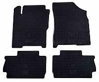 Резиновые коврики для Chery A13 2008- (STINGRAY)
