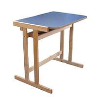 """Многофункциональный столик из дерева """"Цверг"""" ТМ КИНД (60 см, 3-12 лет)"""