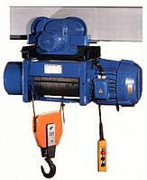 Электротельфер, таль электрическая Q – 3,2 т, H – 7,5 м