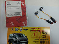 TRW GIC228 Датчик износа тормозных колодок зад Mercedes-Benz Vito 639 (Германия)