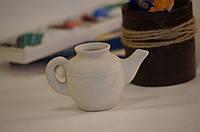 Детские товары для творчества. Чайник без крышки 7,5 см.