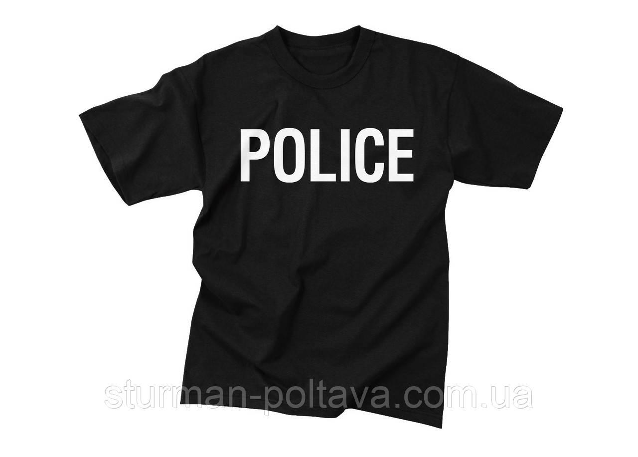 Футболка полицейского   ( POLICE)