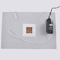 Инкубатор +для яиц Ципа ИБЦ-100 с механическим переворотом, цифровым терморегулятором обшит пластиком