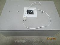 Купить инкубатор недорого Цыпа ИБМ-100 обшит пластиком,механический переворот,аналоговый терморегулятор