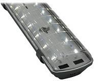 Корпус светильника светодиодного LED 2x600mm (ЛПП 2х18 IP65)(LED 2x9w, 2х10w), фото 1