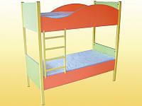 Кровать детская, 2-ярусная,14137