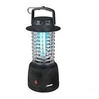 Ультрафиолетовая лампа для уничтожения насекомых Eurom на батареях , фото 2