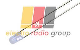 Светодиод   ИК  3мм (инфракрасный)  25мВт IR314B 940nm
