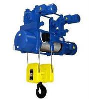 Электротельфер, таль электрическая Q – 6,3 т, H – 9,5 м