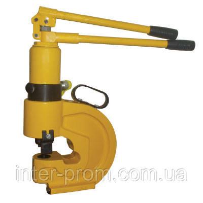 Станок гидравлический ШП-70А ШТОК для перфорации токопроводящих шин