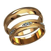Обручальные кольца арт. 20003