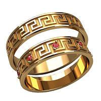 Обручальные кольца арт. 20001, фото 1